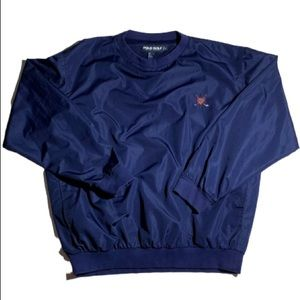 Polo Golf Ralph Lauren Size Large Pullover Jacket
